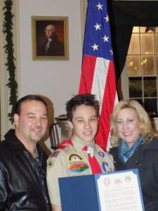 Fred Fischer Staten Island Troop 37 Eagle Scout
